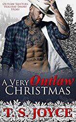 A Very Outlaw Christmas by T. S. Joyce