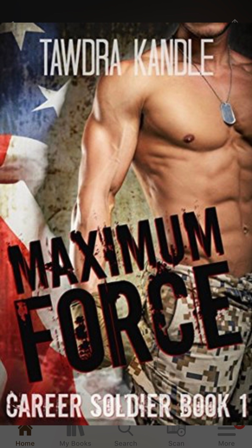 Maximum Force by Tawdra Kandle